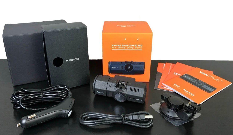 Dashcam Vantrue N2 Pro